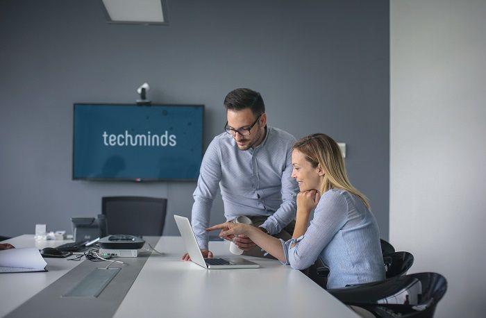 TechMinds Team Selfster